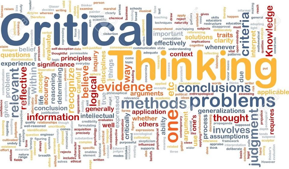 Critical Thinking  by Dr  Shadia Yousef Banjar pptx critical custom publication thinking